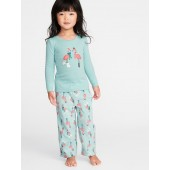 Graphic Sleep Set for Toddler & Baby