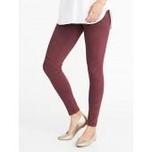 Metallic-Stripe Jersey Leggings for Women