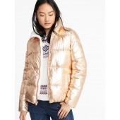 Metallic Frost-Free Jacket for Women