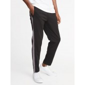 Go-Dry Color-Block Track Pants for Men