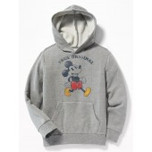 Disney&#169 Mickey Mouse Pullover Hoodie for Boys