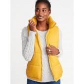 Frost-Free Puffer Vest for Women