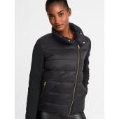 Hybrid Frost-Free Moto Jacket for Women