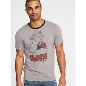 Popeye&#153 Graphic Ringer Tee for Men