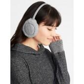 Plush Sherpa Ear Muffs for Women