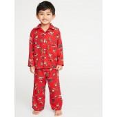 2-Piece Pajama Set for Toddler & Baby