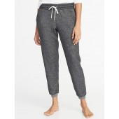 Marled French-Terry Joggers for Women