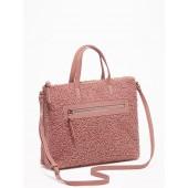 Sherpa Crossbody Bag for Women