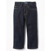 Dark-Wash Jeans for Toddler Boys