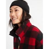 Go-Warm Performance Fleece Earwarmer Headband for Women