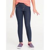 Skinny Pull-On Jeggings for Girls