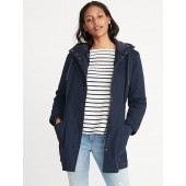 3-in-1 Hooded Utility Parka for Women