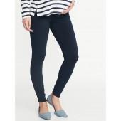Maternity Full-Panel Jersey Leggings