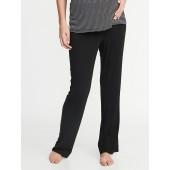 Maternity Foldover-Waist Jersey Lounge Pants