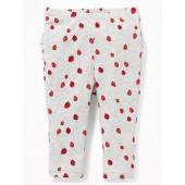 Printed Ruffle-Back Leggings for Baby