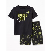 Graphic Sleep Set for Boys