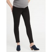 Maternity Premium Full-Panel Rockstar 24/7 Sculpt Jeggings