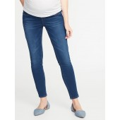 Maternity Front Low-Panel Rockstar 24/7 Sculpt Jeggings