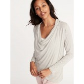 Maternity Open-Front Nursing Cardi