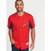 MLB&#174 Team-Graphic Moisture-Wicking Jersey for Men