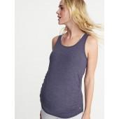 Maternity Breathe ON Mesh-Back Tank