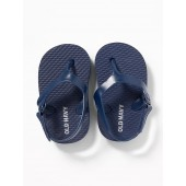 Solid Flip-Flops for Baby
