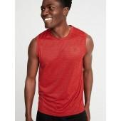 Go-Dry Digi-Print Muscle Tank for Men