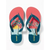 Printed Flip-Flops for Boys