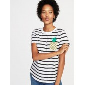 EveryWear Graphic Tee for Women