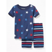 Stars & Stripes Sleep Set For Toddler & Baby
