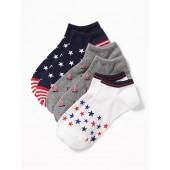 Ankle Socks 3-Pack for Women