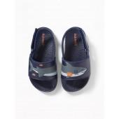 Pool Slide Sandals For Toddler Boys