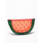 Fruit-Shaped Cosmetics Case