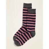 Printed Crew Socks for Men