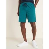 Built-In Flex Street-to-Swim Hybrid Shorts for Men -- 9-inch inseam