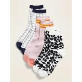 Crew Socks 3-Pack for Women