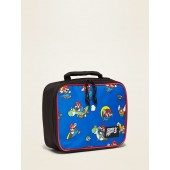 Pop-Culture Canvas Lunch Kit for Kids