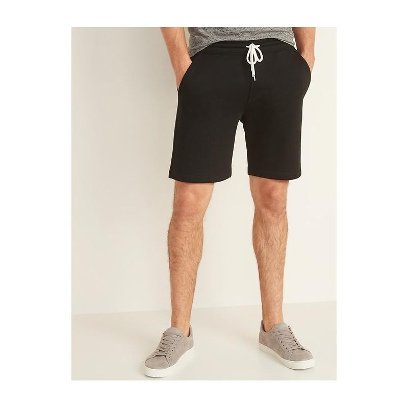Drawstring Jogger Shorts for Men -- 7.5-inch inseam