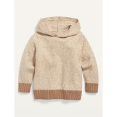 Pullover Hooded Sweater for Toddler Boys