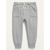 Cozy Faux-Fur-Lined Sweatpants for Toddler Boys