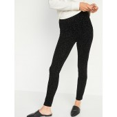 High-Waisted Stevie Leopard-Print Pants for Women