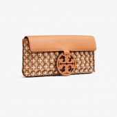 MILLER LEATHER CHAINMAIL CLUTCH