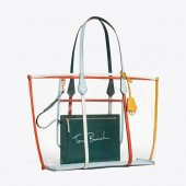 PERRY PVC OVERSIZED TOTE