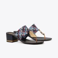 Patos Disk Mid-Heel Sandal