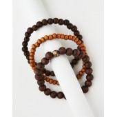 AEO Wood Bracelet Bundle