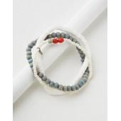 AEO Puka Shell Bracelet Bundle