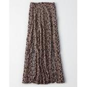 AE High-Waisted Midi Skirt
