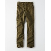 AE High-Waisted Military Tapered Pant