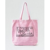 AE X Keith Haring Tote Bag
