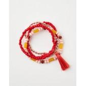 AEO Tassel Bracelet 3-Pack